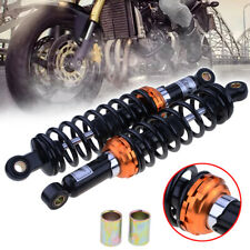 2x 320mm Rear Shock Absorber for Honda Yamaha Suzuki Kawasaki Motorcycle Shocks