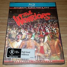 The Warriors (Ultimate Director's Cut) Blu-ray Lenticular Cover New & Sealed