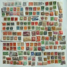 Europe old postage stamps collection: Andorra, France, Italy, Spain, Sweden more