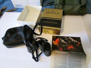 Leupold Golden Ring 7 X 30 Hunting Binoculars w/ Box-Case-Instructions