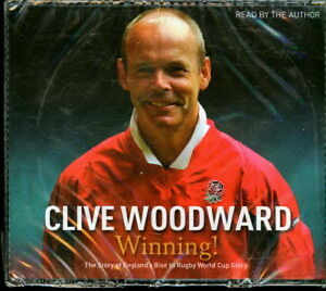 Audio book - Winning! by Clive Woodward   -    Cass   -   Abr