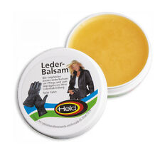 Held Dubbin Moto Motorcycle Leather Balm With LANOLINE and Avocado Oil | 75 Ml
