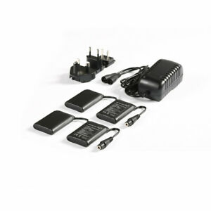 Macna Batterie + Chargeur Gants / Chaussettes moto chauffant 7,4V 3000 mAh