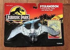 Vintage 1993 Kenner New/Sealed Jurassic Park Movie Pteranodon Dinosaur Toys NIP