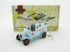 Matchbox Models Of Yesteryear YYM38057 Ford Model T American Field Ambulance