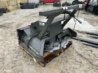 """NEW - CID Skid Steer Forestry Disc Mulcher 44"""" Cut, 20 to 30 GPM Made in USA!"""