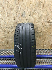 1x 245/40 ZR18 93Y Michelin Pilot Sport 4 AO Sommerreifen DOT18 6mm