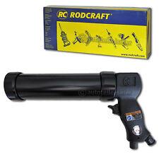 RODCRAFT RC 8000 DRUCKLUFT FETTPRESSE FETTPISTOLE KARTUSCHENPISTOLE BIS 310 ml