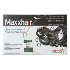 Maxxhair Prevent Hair Loss Enhance Hair Condition in Vietnam by IMC pharmacy