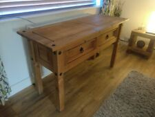 Wooden Sideboard Table Rustic