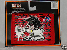 NEW IN PACKAGE BEYBLADE RED  POW TRIFOLD WALLET RARE