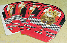 Tabby Kitten, Note Cards, Voila, Stationary for Cat Lovers!