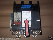 Ge Thpvvf6620B 2000 Amp 600V Lsig Tpvf6620 Air Power Circuit Breaker