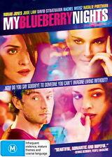 My Blueberry Nights - NEW DVD