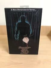 "NECA 7"" Action Figure 1:12 Friday the 13th Part III 3D Jason Voorhees Ultimate"