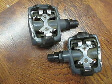 PERFORMANOCE DUAL SIDED DUAL ENTRY SPD MOUNTAIN BIKE MTB PEDALS