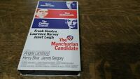 The Manchurian Candidate (1962 VHS Tape Black &White)Frank Sinatra, Janet Leigh