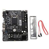 1X(P 57 Pm 55 P55 Motherboard Desktop Lga1156 Computer Motherboard Max 8Gb Q8O6