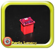 50 AMP Red ULTRA MICRO Fusible Link Fuse FOR most Holden Cruze J300 2008+