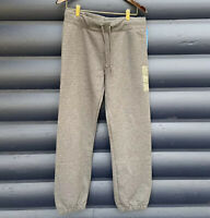 Champion Men's Medium Athletic Fleece Sweat Pants Granite Heat Gray NWT
