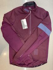 Rapha Pro Team Training Jacket Plum Size Large Brand New With Tag