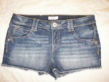 Candie's Stretch Denim Shorts - Jrs. 9