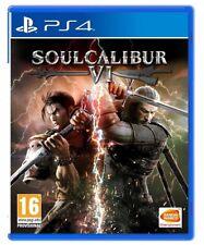 SOUL CALIBUR VI PS4 VIDEOGIOCO ITALIANO PLAYSTATION 4 GIOCO SOUL CALIBUR 6 PAL
