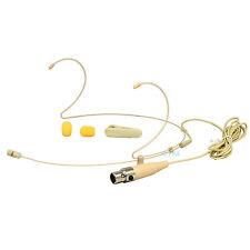 Headset microfono YPA mh1-c4a HEADWORN unidirezionale Cardioid MIC per AKG
