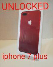 iPhone 7 Plus 32/ Factory Unlocked Smartphone iOS  RED
