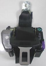 NEW GENUINE AUDI A8 D3 BLACK CENTRE REAR SEATBELT - 4E0 857 807 E V04