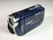 RARE Starblitz SDV-525 Digital Video Camera Camcorder 5.0Mpx 1080p Exc. ++++
