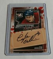 LYLE ODELEIN - 2011 IN THE GAME ITG - ENFORCERS - AUTOGRAPH -