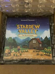 Stardew Valley Board Game New In Shrink In Hand, Free Shipping Star Dew
