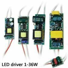 3w 8-12W 36W LED driver Trasformatore dc power supply 220V to 36V 12V 24V 5V