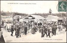 LA ROCHE SUR YON (85) - Concours Agricole, Place d'Armes