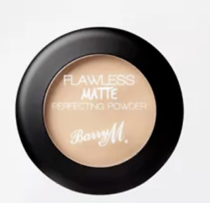 BARRY M FLAWLESS MATTE PEFECTING POWDER SHADE LIGHT NEW