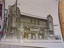 1916 Century Theater Flatbush on Nostrand Ave. Brooklyn NYC NYC Photo
