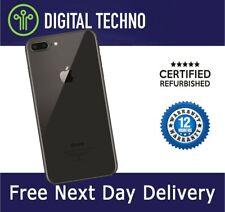 Entsperrt Apple iPhone 8 Plus-Spacegrau 256gb-Netzwerk & SIM Frei + Garantie