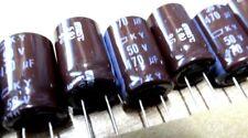 4 Elko NIPPON CHEMI-CON Kondensator KZH Serie RM7.5 2200uF 35V