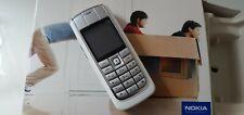 Nokia 6020 - White Silver (O2 ) Mobile Phone