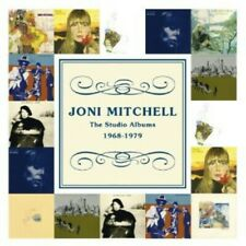 Joni Mitchell The Studio Albums 1968-1979 10 CD NEW