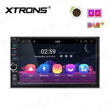 "AUTORADIO 7"" Android 8 2 Din Navigatore Gps Dvd Mp3 Usb Sd Bluetooth Universale"