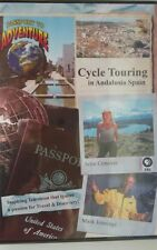 DVD Cycling Tour of Andalusia Spain