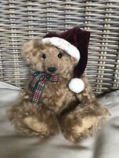 Teddy bear handmade  OOAK 10 in