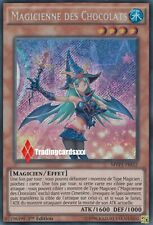 ♦Yu-Gi-Oh!♦ Magicienne des Chocolats (Girl) : MVP1-FRS52 -VF/Secret Rare-