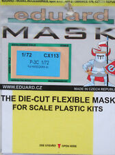 Eduard 1/72 CX113 Canopy Mask for the Hasegawa Lockheed PC-3 Orion kit