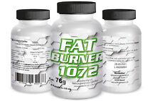 13,32€/100g Fat Burner 120 Cap Carnitin Fettverbrennung Fettburner abnehmen Diät