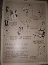 Photo article Designer Raymond Loewy builds on Tom Newell Small Wonders 1949 r K