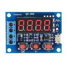 Battery Capacity Meter Discharge Tester for 18650 Li-ion Lithium Lead-Acid N8J4