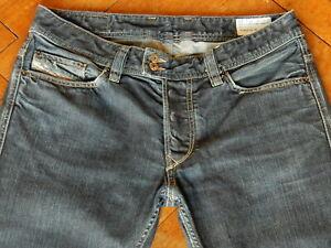Jeans DIESEL Viker R Box 30x30 Parfait Etat Occasion Satisfait ou Remboursé